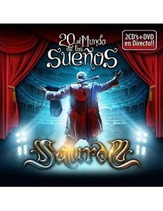 """DVD+2CDs """"20 al Mundo de los Sueños"""""""